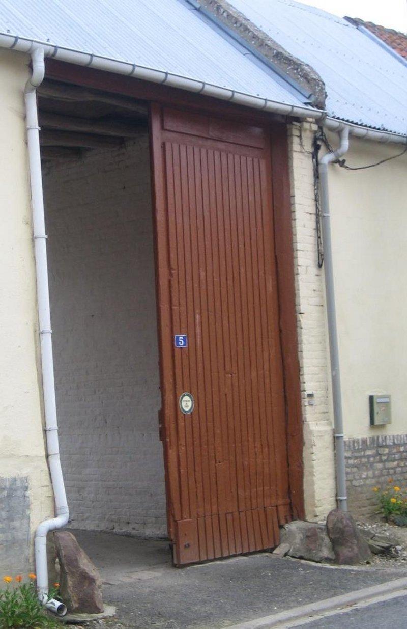 Ancienne porte de la prison d amiens for Laporte jail